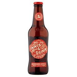 innis and gunn oak eged beer
