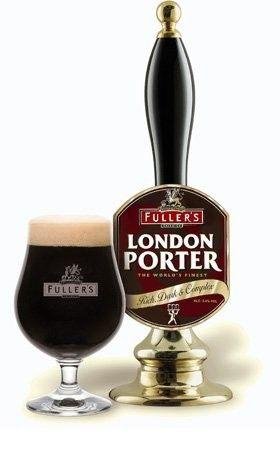 Fuller`s London Porter фото  описание