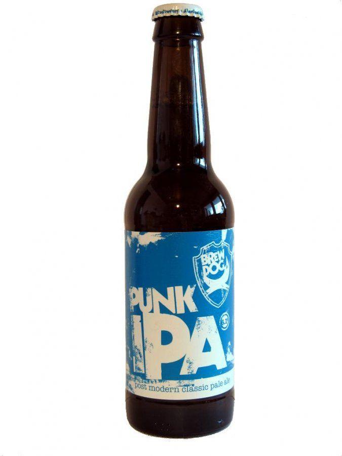 Brew Dog IPA фото  описание