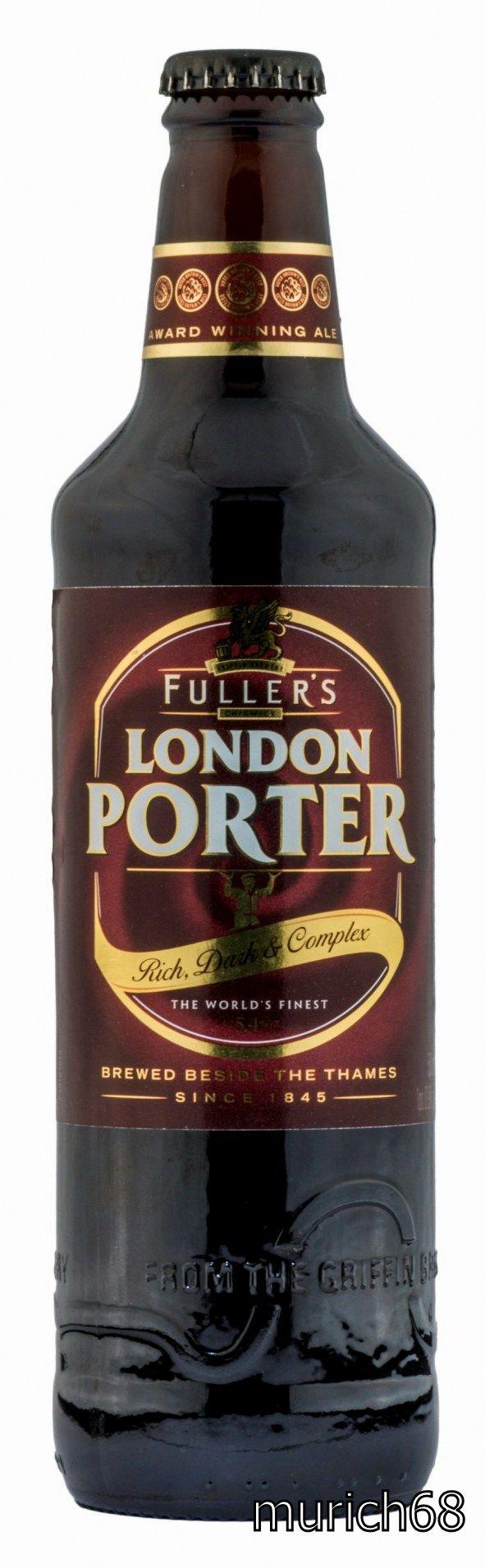Fuller`s London Porter фото 2 описание