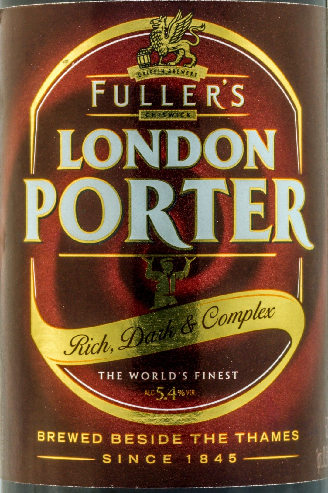 Fuller`s London Porter фото 3 описание