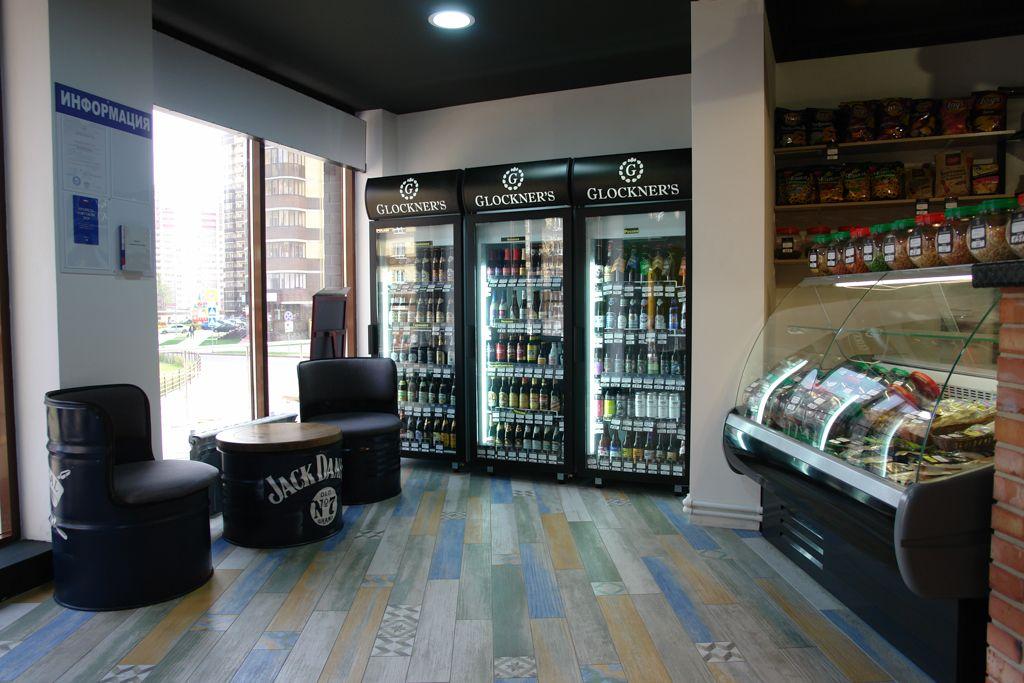 Магазин Glockners в Жилом Массиве Олимпийский 5 фото 1 описание