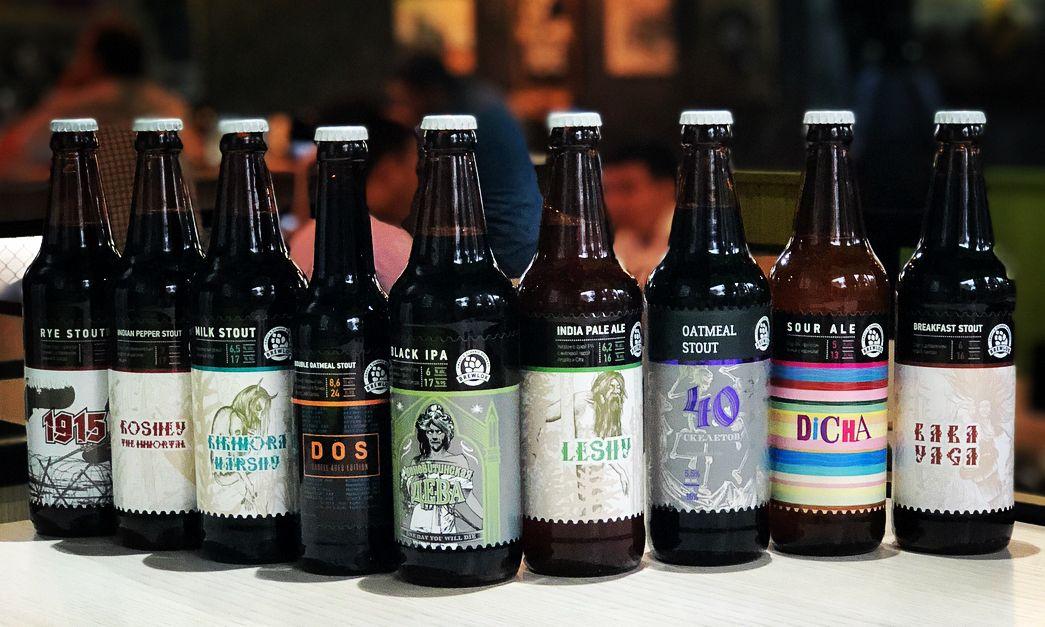 Пивоварня Brewlok Craft Brewery фото  описание