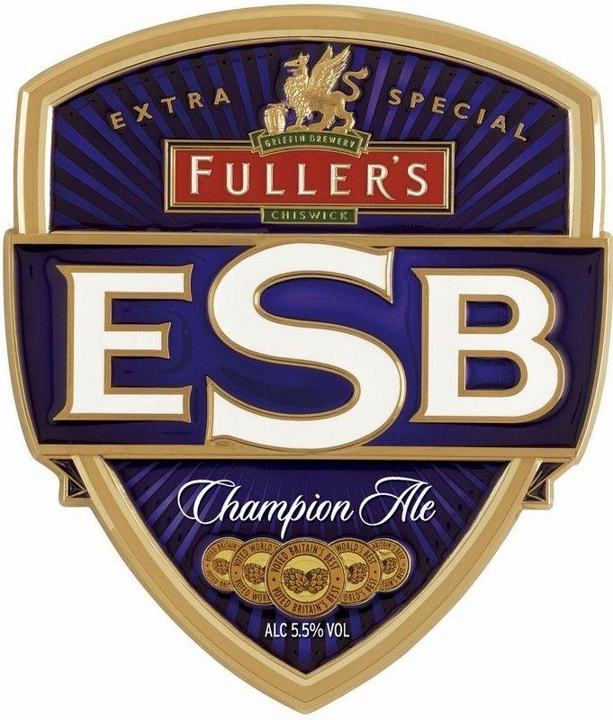 Светлое пиво Fuller`s ESB в Воронеже логотип