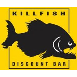 Киллфиш / Killfish discount bar в Купчино