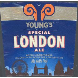 Young`s Special London Ale