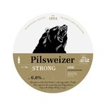 Pilsweiser Strong Export