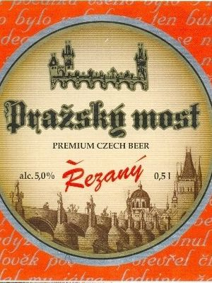 Prazsky Most Rezany