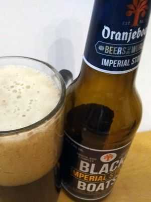 Oranjeboom Black Boats Imperial Stout
