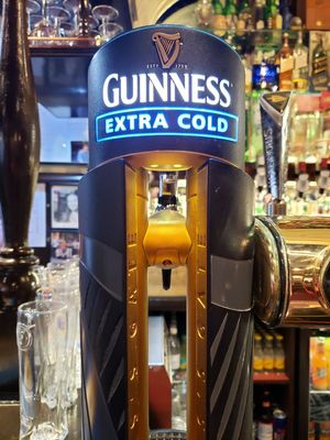 Guiness Extra Cold