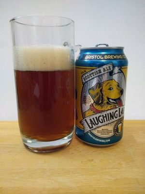 Laughing Lab Scottish Ale