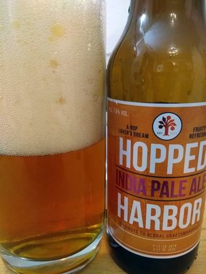 Oranjeboom Hopped Harbor IPA